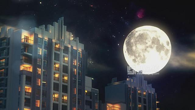 龙湖紫都城三维动画宣传片