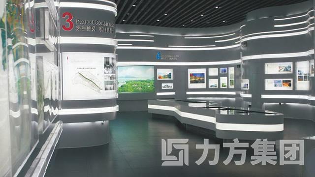 武汉东沙连通工程展馆