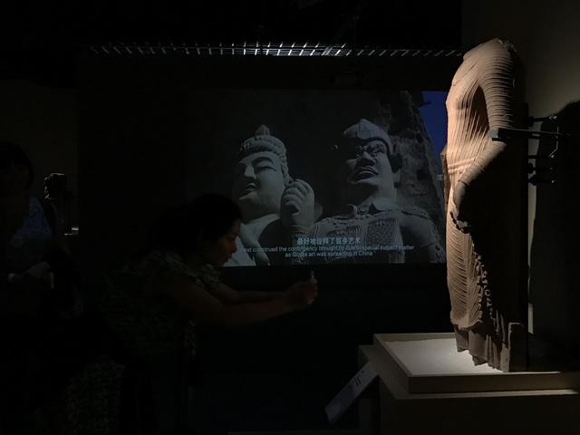 重磅:力方展示,继敦煌大展后,又一重磅级艺术展在川博展出,由四川博物院、故宫博物院、印度博物馆主办,力方一体化项目中印雕塑艺术展