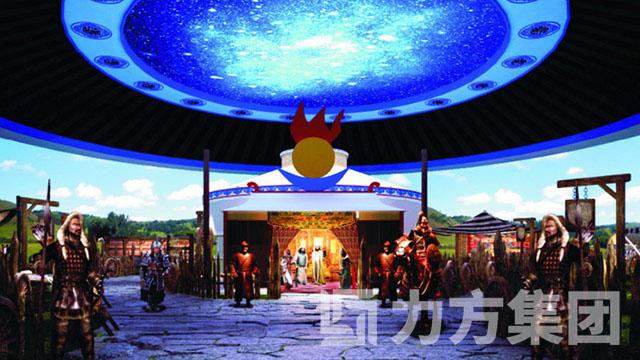 蒙古源流文化园