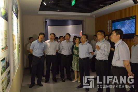 唐良智市长调研成都金融总部商务区