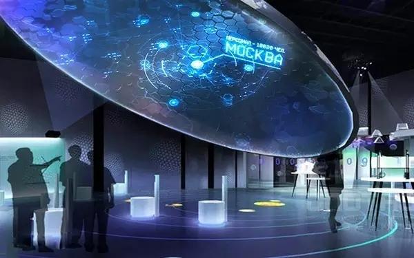 中标   四川科技馆