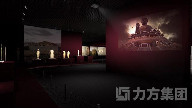中印佛教展厅
