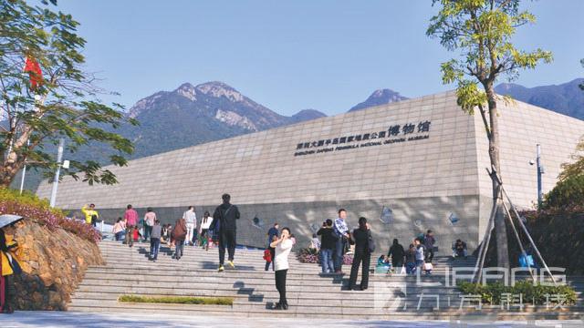 深圳大鹏国家地质博物馆