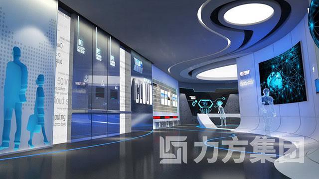 中国宁夏智慧城市展览馆