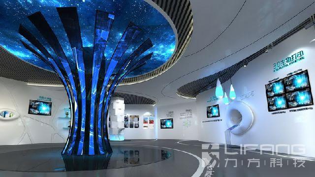 蓝光集团企业馆