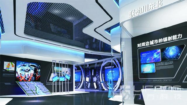 川东北金融规划馆