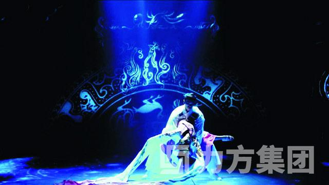 《时舞•香城恋》歌舞剧