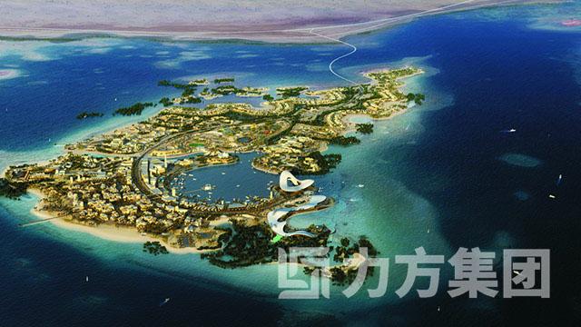 红海珍珠群岛文旅小镇