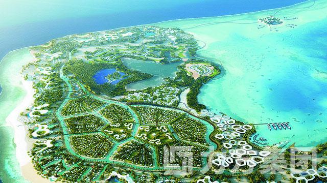 卡塔尔王室穆扬海上休闲公园