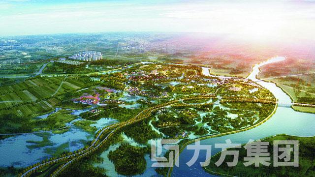 重庆观音塘国家湿地公园