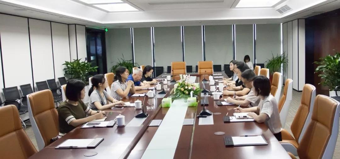 成都市新经济委副主任周洪等一行领导莅临力方参观考察
