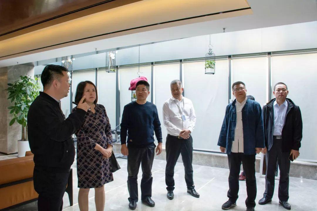 霍尔果斯市副市长刘智燕一行莅临力方考察交流