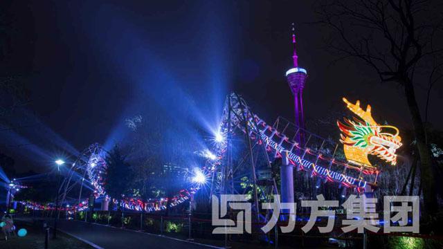 成都市第五十一届灯会