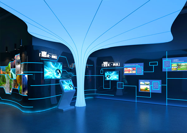 展厅设计|影视动画|虚拟现实|数字多媒体制作-力方